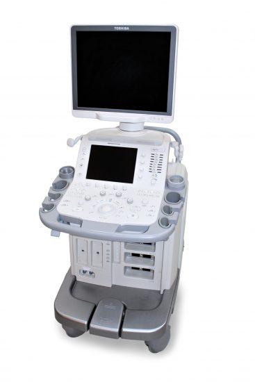 Canon Toshiba Aplio 500 ultrasound machine