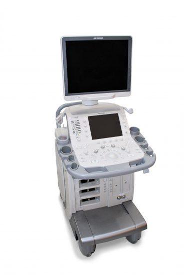 Canon Toshiba Aplio 400 ultrasound machine