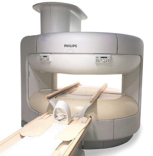 Philips Panorama 1.0T MRI scanner