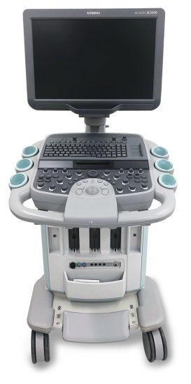 Siemens Acuson SC2000 cardiology ultrasound