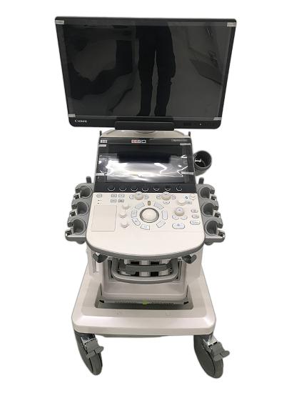 Canon Aplio A450 ultrasound machine