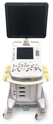Hitachi Aloka Arietta V70 ultrasound machine